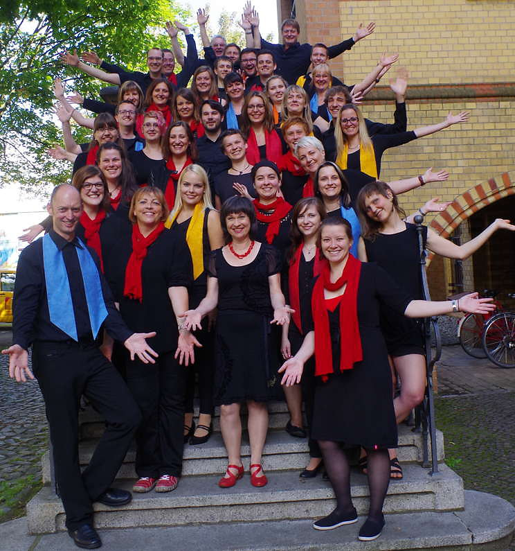 8. Leipziger Gospelfest 2016