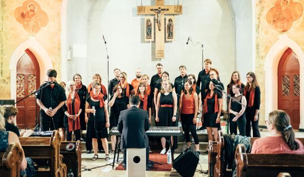 Gospeltrain Leipzig beim 10. Gospelfest